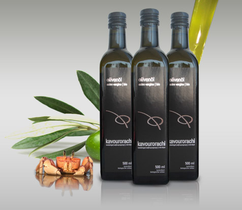 Kavourorachi Extra Virgin Olive Oil